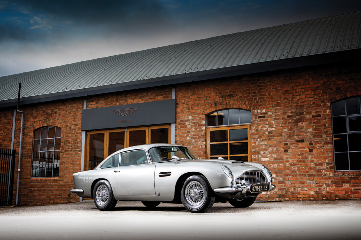 Classic & Sports Car – Monterey Aston Martin DB5 – 1_0